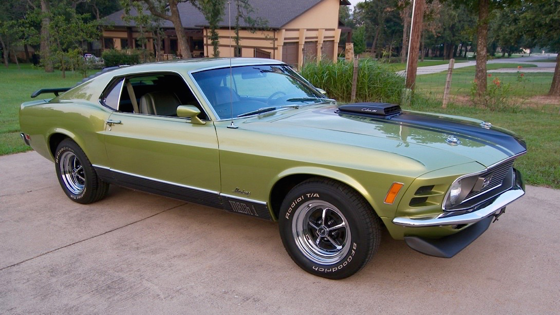 1968 ford mustang gt 428 cobra jet photos