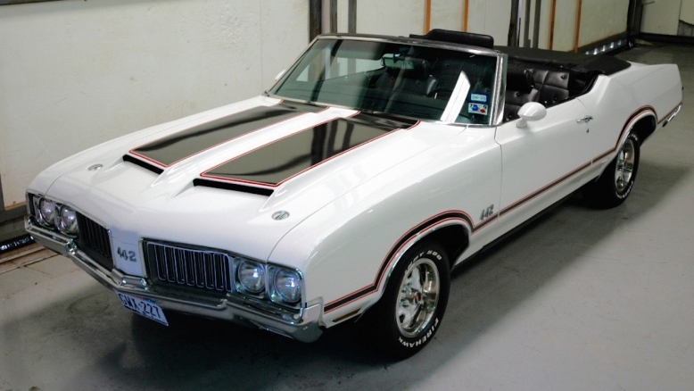 1970 442 Olds Pace Car 455 Convertible