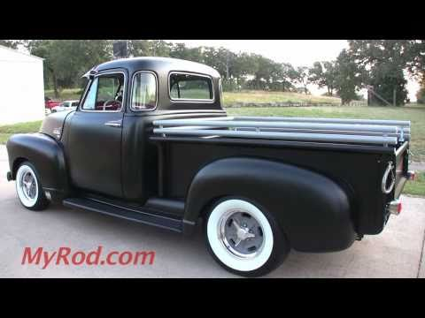 1952 chevy truck 5 window for sale