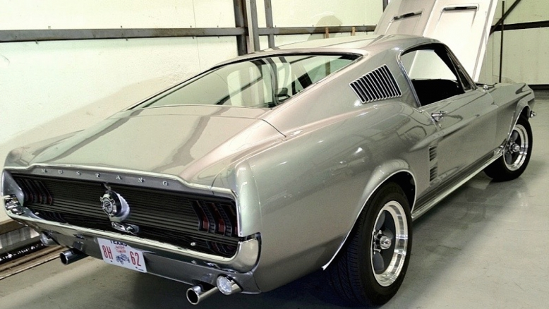 1967 Mustang Fastback A-Code 289