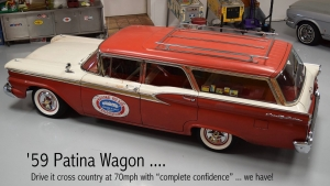 1959 Ford Country Sedan Wagon
