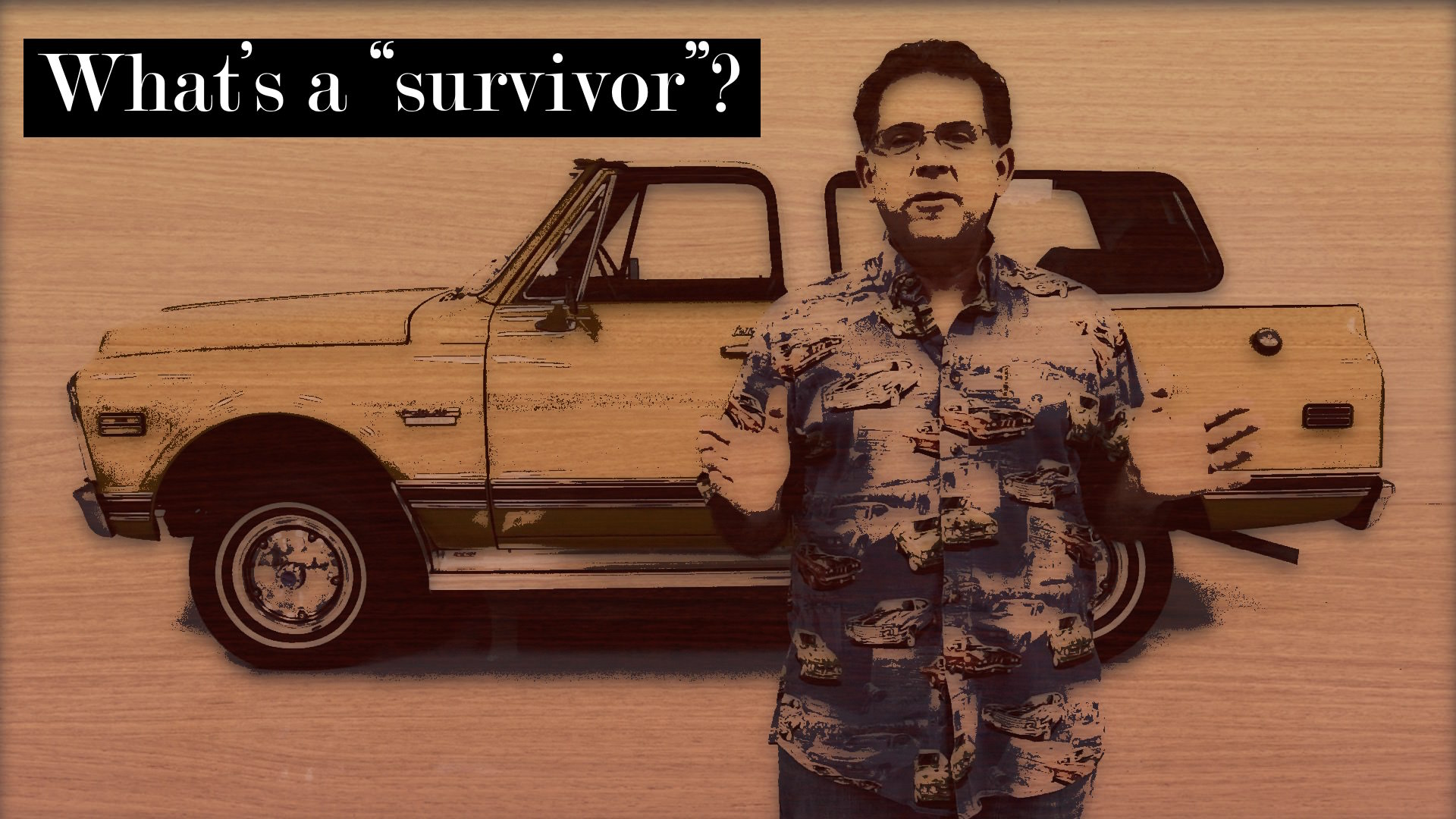 "What is a ""SURVIVOR"""