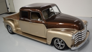 1950 Chevrolet Truck Custom Stretch Cab