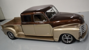 1950 Chevy Truck Custom stretch cab