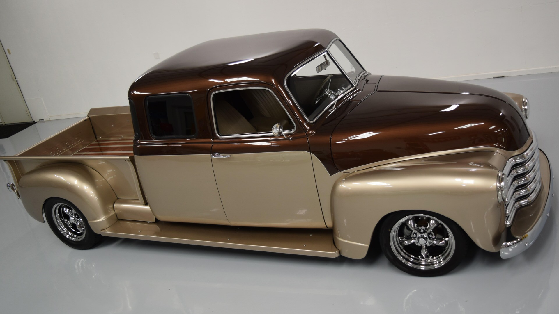 1950 Chevrolet Truck 7-window CUSTOM STRETCH CAB