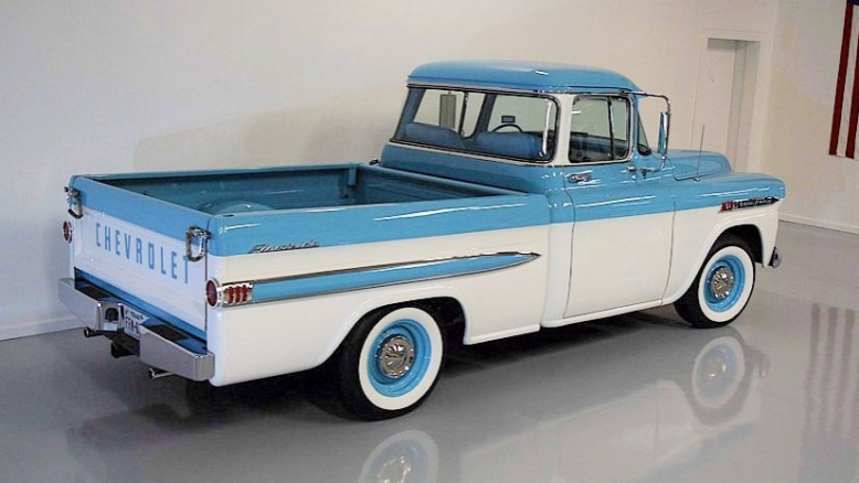 1959 Apache Truck Fleetside
