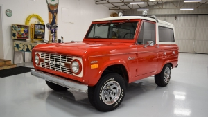 1970 Ford Bronco 302 uncut original