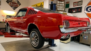 1966 Mustang GT Fastback Red