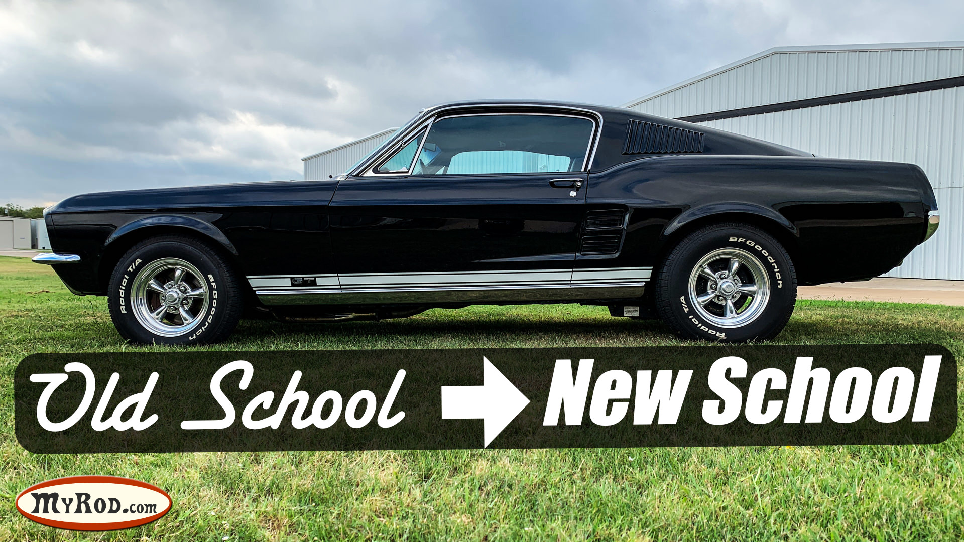 Mustang Upgrades – Old School to New School