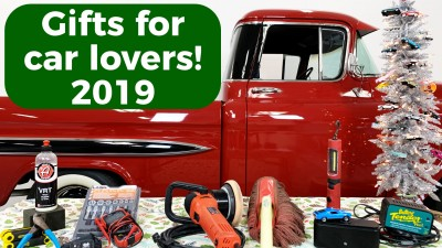 2019 Christmas Gift Ideas for Car Lovers