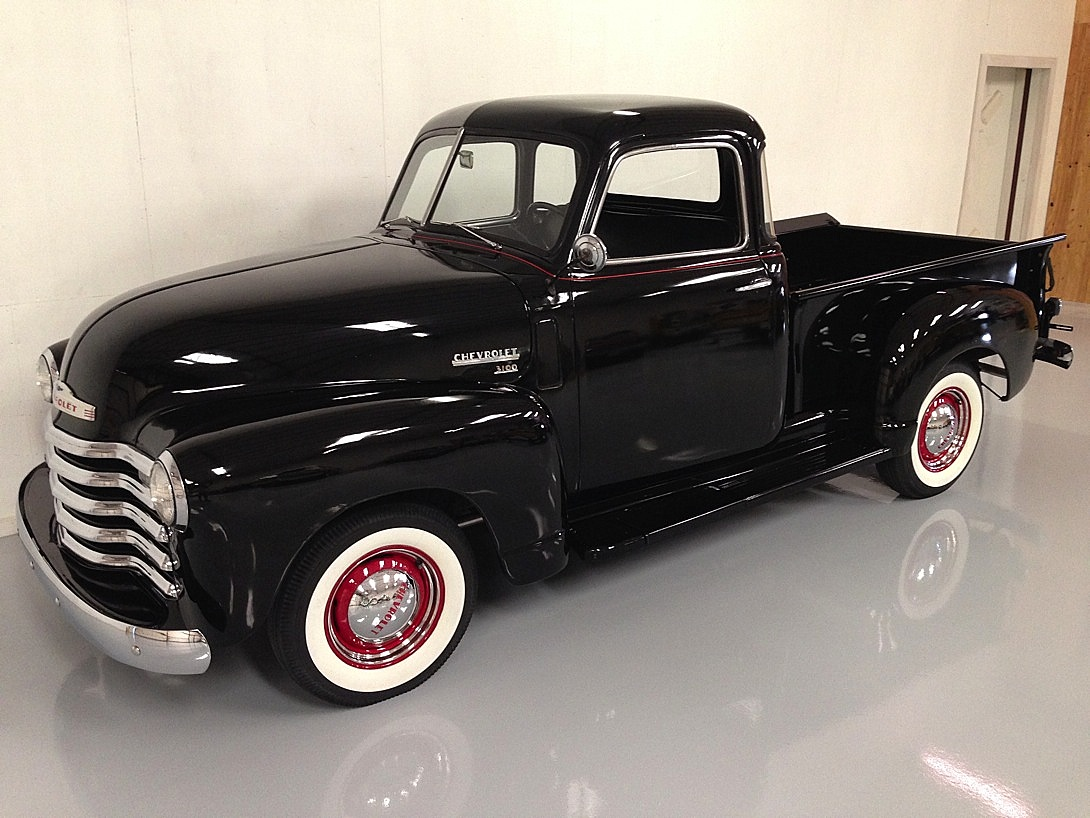 Truck For Sale Chevy 1950 1949 Crew Cab Pictures Of