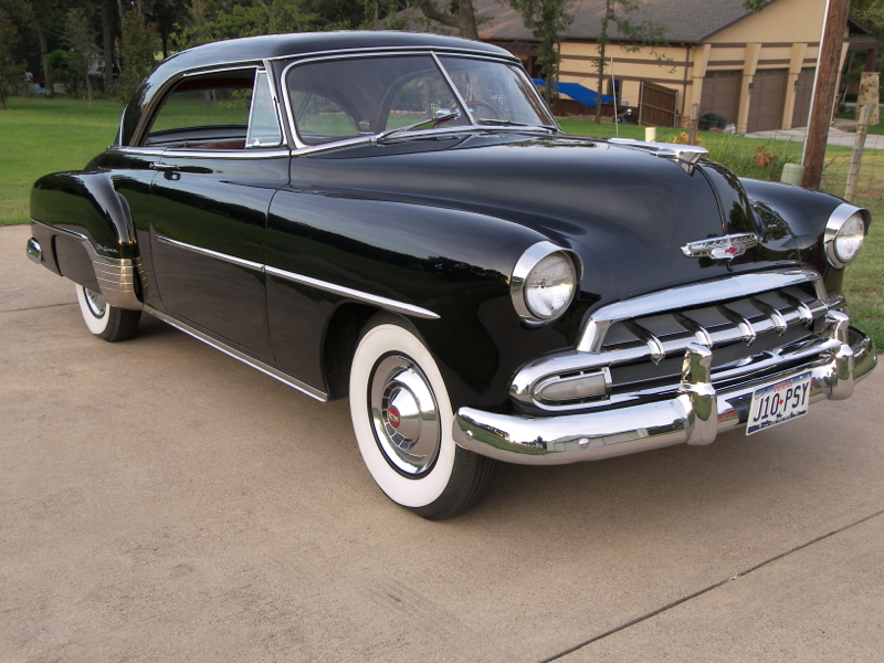 1952 chevy deluxe two door for 1952 chevy 2 door sedan