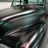 1952 Chevy Truck flat black