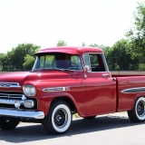 1959 Apache 3100 double deluxe V8 short bed-26