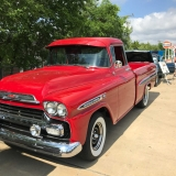 1959 Apache 3100 double deluxe V8 short bed-36