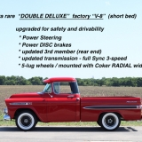 1959 Apache 3100 double deluxe V8 short bed-7