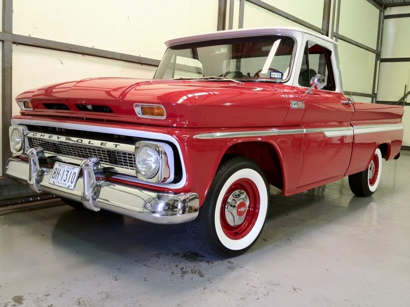 chevy truck 1965 - photo #32