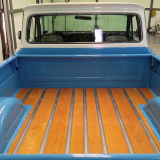 wood bed 1965 Chevy Truck C10
