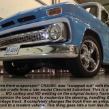 1965 Chevy Truck C10 grill