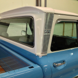 1965 Chevy Truck C10 blue white