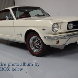 1965 Mustang Fastback - 18