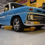 1965 Chevy Truck blue
