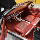 1966 Ford Fairlane GT 390 S-code red interior