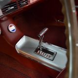 1966 Ford Fairlane GT center console