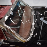1966 Ford Fairlane GT Convertible windshield