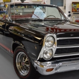 1966 Ford Fairlane GT 390 S-code Convertible headlight
