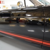 1966 Ford Fairlane GT 390 S-code black with red GT stripe