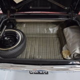 1966 Ford Fairlane GT trunk