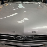 1966 Mustang K code GT fastback Silver Frost -32