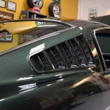 1966 Mustang fastback Ivy Green GT options 289-43