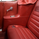 1966 Mustang GT convertible Candy Apple Red-18
