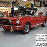 1966 Mustang GT convertible Candy Apple Red-55 copy