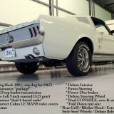 1967 Mustang GT fastback S-code for sale