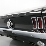 1967 Mustang GT taillight fastback
