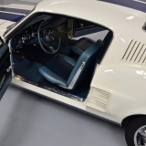 1967 Mustang Fastback doors open