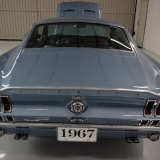 1967 Mustang GT A fastback Brittany Blue-11
