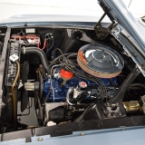 1967 Mustang GT A fastback Brittany Blue-16