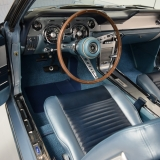 1967 Mustang GT A fastback Brittany Blue-4