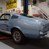 1967 Mustang GT GTA Fastback Brittany Blue-2