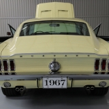 1967 Mustang S-code GT Fastback Yellow -02