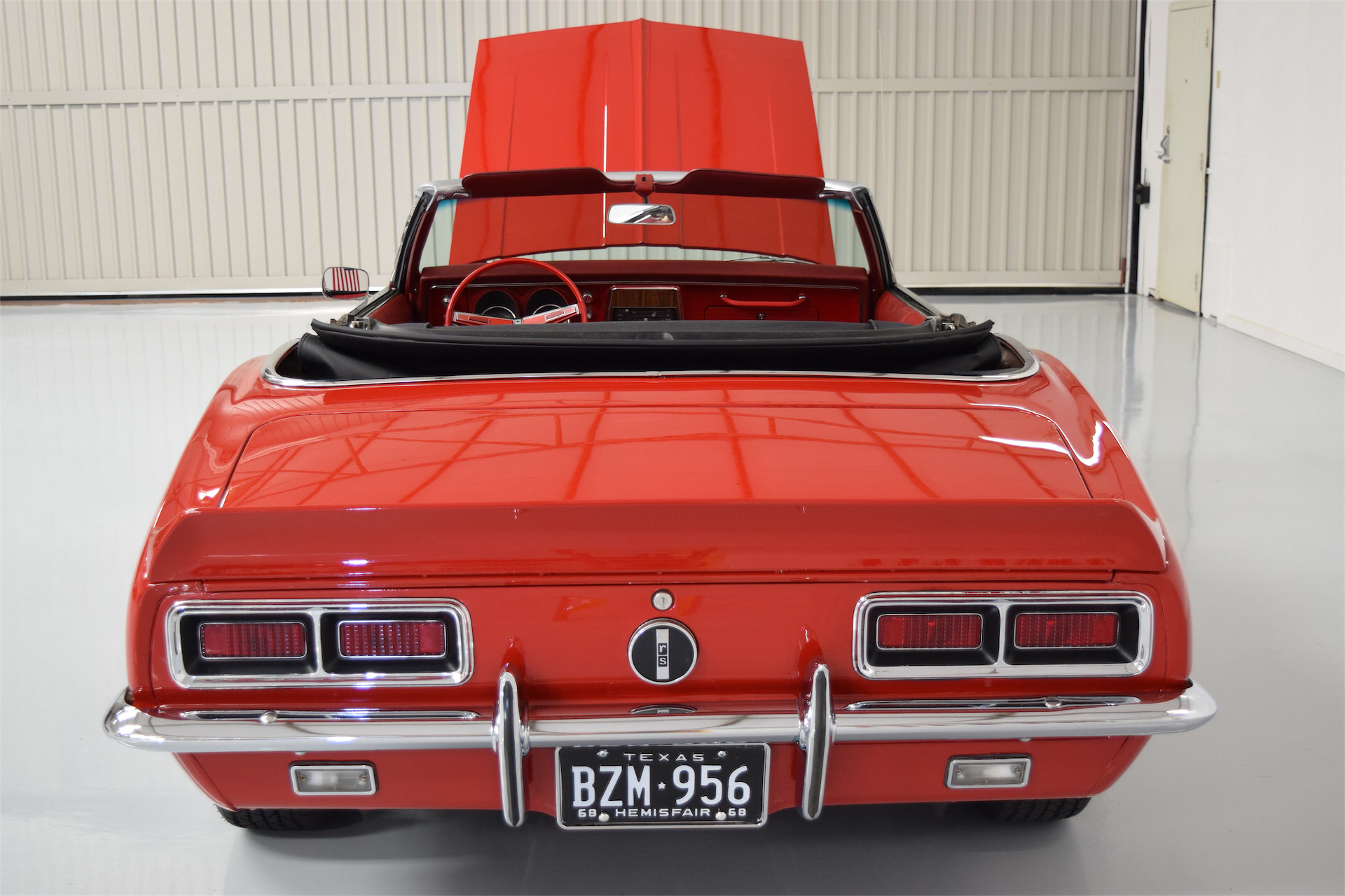 1968 Camaro Rally Sport Convertible - For Sale - MyRod com