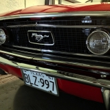 1968 Mustang GT 390 fog lights 07