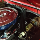 1968 Mustang GT 390 engine