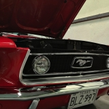1968 Mustang GT 390 red 49