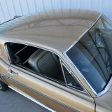 1968 Mustang S Code Fastback Gold roof