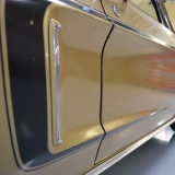 1968 Mustang GT Gold original paint